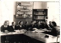 Семинар-в-библиотеке 60-е годы